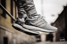 Adidas Ultra Boost 3.0 Silver Pack / Super Bowl - 2017 (by Jan Hünniger)