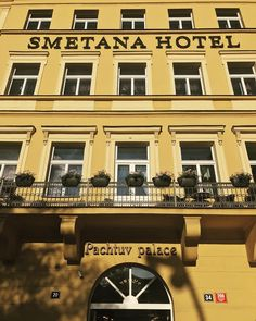 Happy Monday everyone from Prague Hotels, Happy Monday, Palace, Entrance, Reception, Luxury, Travel, Entryway, Viajes