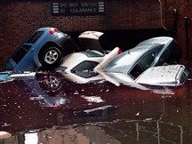 Sandy's impact on auto fleet debated by insurance experts   - Business on NBCNews.com