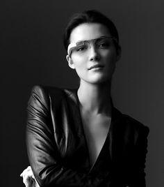 Niezwykłe okulary od Google.   Szczegóły na g.co/projectglass