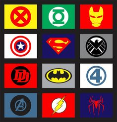 Free Super Hero Quilt tutorial with patterns!