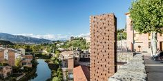 Carles Enrich - Nou accés al centre històric de Gironella