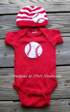 BASEBALL Set For Custom Orders and Current by NinisHandmades, $35.00