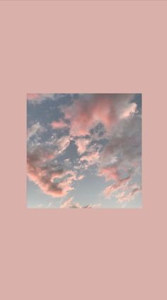 Cloudy Aesthetic Wallpaper