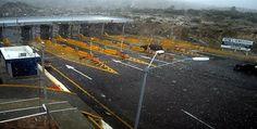Reportan nevada en La Rumorosa, Baja California | El Puntero