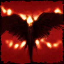 Image result for mothman painting simple