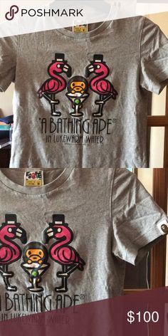 eed1a730 15 Best Bape shirt images | T shirts, Bape outfits, Dressy outfits