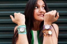 "It's ""Time"" to Make Watch Wrap Bracelets!"