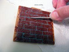 Haunted Heritage red brick foundation
