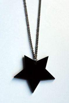 Halskæde // stjerne