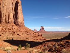 Monument Valley, AZ on the Navajo land