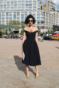 Yasmin Sewell- NYFW Can anyone tell me who made this dress??!