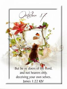 Edited for October 25 2019 Daily Scripture, Scripture Verses, Bible Verses Quotes, Scriptures, Days Of The Year, Months In A Year, October Calender, Doers Of The Word, Hello October