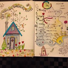 Journaling first experience