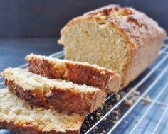 barbadian coconut sweet bread - coconut loaf cake laced with vanilla, spice and rum