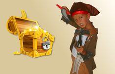 chasses au trésor : résoudre des énigmes et relever des défis pour trouver un trésor - pour enfants de 4 à 10 ans