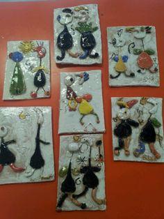 Con Miro'(progetto ceramica)
