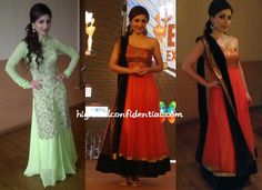 soha ali khan in anarkali suits - Google Search