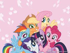 My Little Pony: Friendship is Magic My Little Pony Poster, My Little Pony Comic, Imagenes My Little Pony, My Little Pony Twilight, My Little Pony Characters, Little Poni, Mlp Pony, Cute Cartoon Wallpapers, Unicorn Print
