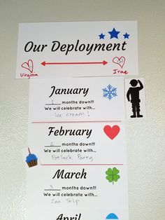 This customizable deployment countdown is perfectYou can find Military deployment and more on our website.This customizable deployment countdown is perfect Deployment Countdown, Deployment Gifts, Military Deployment, Military Girlfriend, Military Love, Military Spouse, Deployment Letters, Military Wife Quotes, Deployment Quotes