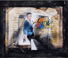 Annie - Acrylic on canvas - 90x110cm