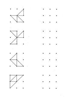 figuurtjes tekenen op raster - Google 검색