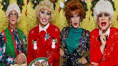 """The Golden Girls: The Christmas Episodes 2012"" @ Victoria Theatre (San Francisco, CA)"