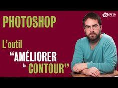 """L'outil """"Améliorer le contour"""" Photoshop - F/1.4"""