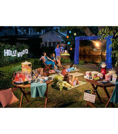 Movie Night Sleepover | Movie Night Party Ideas from Joann.com