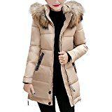 Amazon Angebote Mode BBring Damen Mode Outwear, 2017 Neuer Ankunfts Frauen unten Jacken Winter Warmer Unten Mantel mit…%#Quickberater%