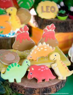 Festa Dinossauros: Aniversário de 5 anos do Leo | Macetes de Mãe