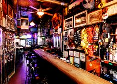 Weekend Guide: NYC's Best Dive Bars » GrandLife » Best of New York: January 25, 2013