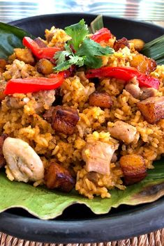 Colombian Food, Colombian Recipes, Latin Food, Avocado Recipes, Biryani, Quick Meals, Fried Rice, Bon Appetit, Cooking Recipes
