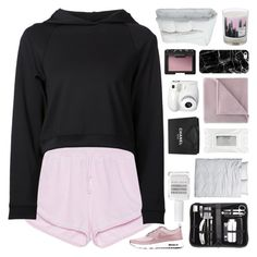 """nobody owes you"" by randomn3ss ❤ liked on Polyvore featuring True Religion, Getting Back To Square One, NIKE, Martex, NARS Cosmetics, Maison La Bougie, Obsessive Compulsive Cosmetics, Fujifilm, Stila and Frette"