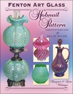 fenton hobnail glass pitcher - Google Search