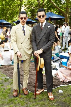 Welcome to the Roaring Twenties - Lawn Party
