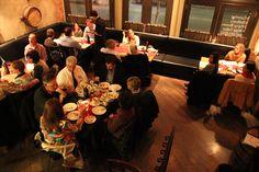 Main Dining room Affresco Restaurant 11 N. Northwest Highway Park Ridge IL 60068