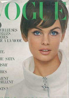 Vogue Paris March 1967 - Jean Shrimpton