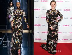 Hayley Atwell In Ermanno Scervino - Glamour Women Of The Year Awards - Red Carpet Fashion Awards