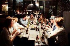 cena de amigos