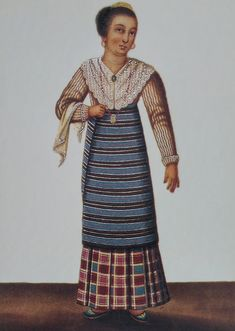 Damian Domingo was an early Century Filipino painter who specialized in portraitures, Religious paintings, and made famous the tipos del pais (Philippine types or scenes) art style. Philippines Outfit, Philippines Fashion, Philippines Culture, Filipino Fashion, Manila, Philippine Women, Filipino Culture, Filipiniana, Religious Paintings
