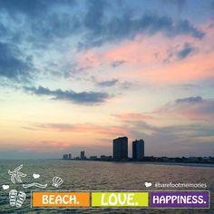 Cotton candy skies. #BarefootMemories #BeachsideResortPanamaCityBeach #LoveFL #PCBFL #PanamaCityBeach