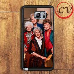 The Golden Girls Samsung Galaxy Note 5 Case