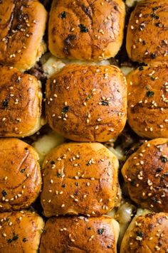 French Onion Beef Sliders For A Crowd   Host The Toast Blog   Bloglovin'
