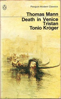 Thomas Mann. Mort à Venise.