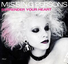 Missing Persons 45 RPM Cover https://www.facebook.com/FromTheWaybackMachine