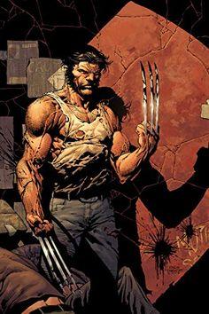 New X-Men Companion Paperback – July Comic Book Characters, Marvel Characters, Comic Character, Comic Books Art, Book Art, Wolverine Art, Logan Wolverine, Marvel Comic Universe, Comics Universe