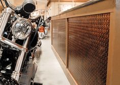Diamond Plate \u0026 Wood & Garage wall questions - The Garage Journal Board | Garage ...
