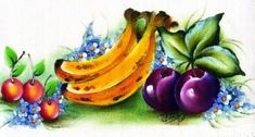 pintura+em+tecido+frutas+bananas.jpg (600×322)