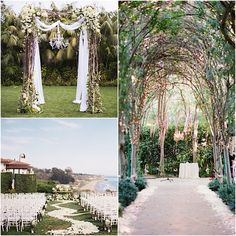 Can we just take a moment to enjoy the view of the dreamiest wedding ceremony ideas ever!? A beautiful ceremony certainly sets the tone for the entire wedding day, putting  guests in the perfect mood to receive your love and welcoming spirit. So make it good! Below are some of the most enchanting ceremonies straight from the […]